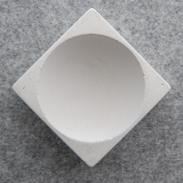CONCRETE NOTIONS DISH - Twig and Horn