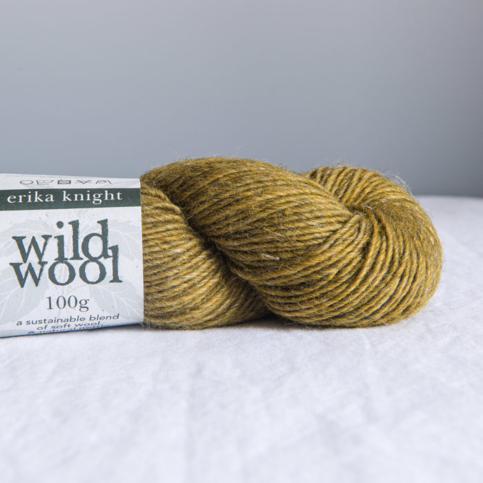 WILD WOOL - Erika Knight