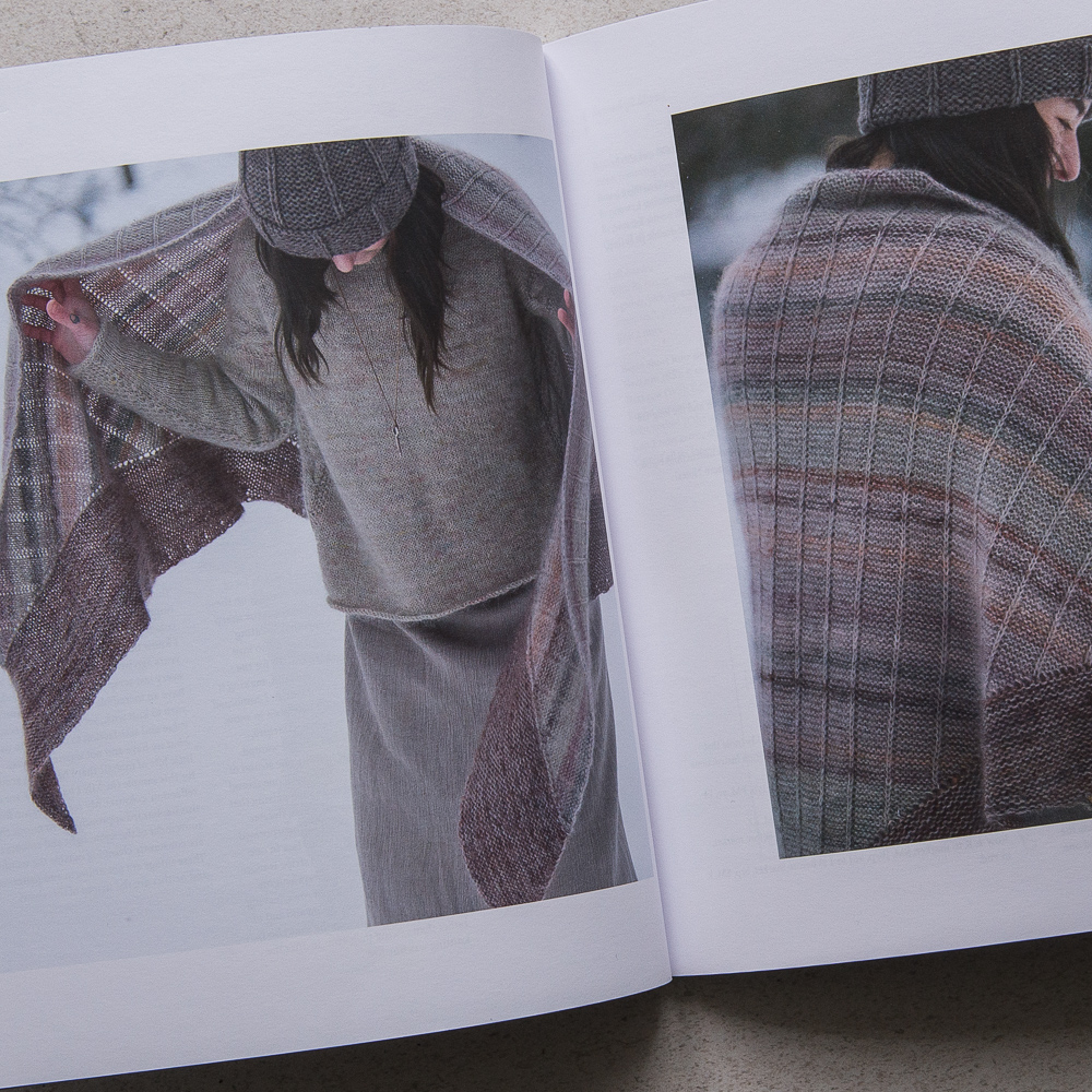 KNITS ABOUT WINTER