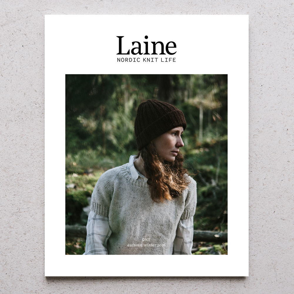 LAINE MAGAZINE ISSUE 1