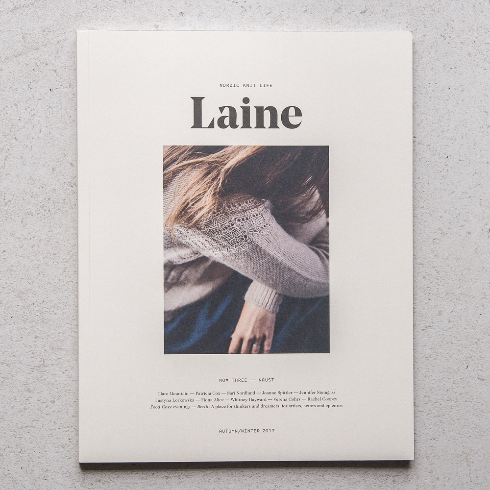 LAINE MAGAZINE n°3