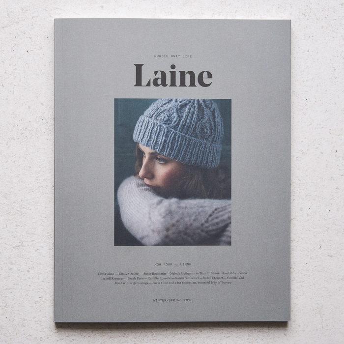 LAINE MAGAZINE ISSUE 4