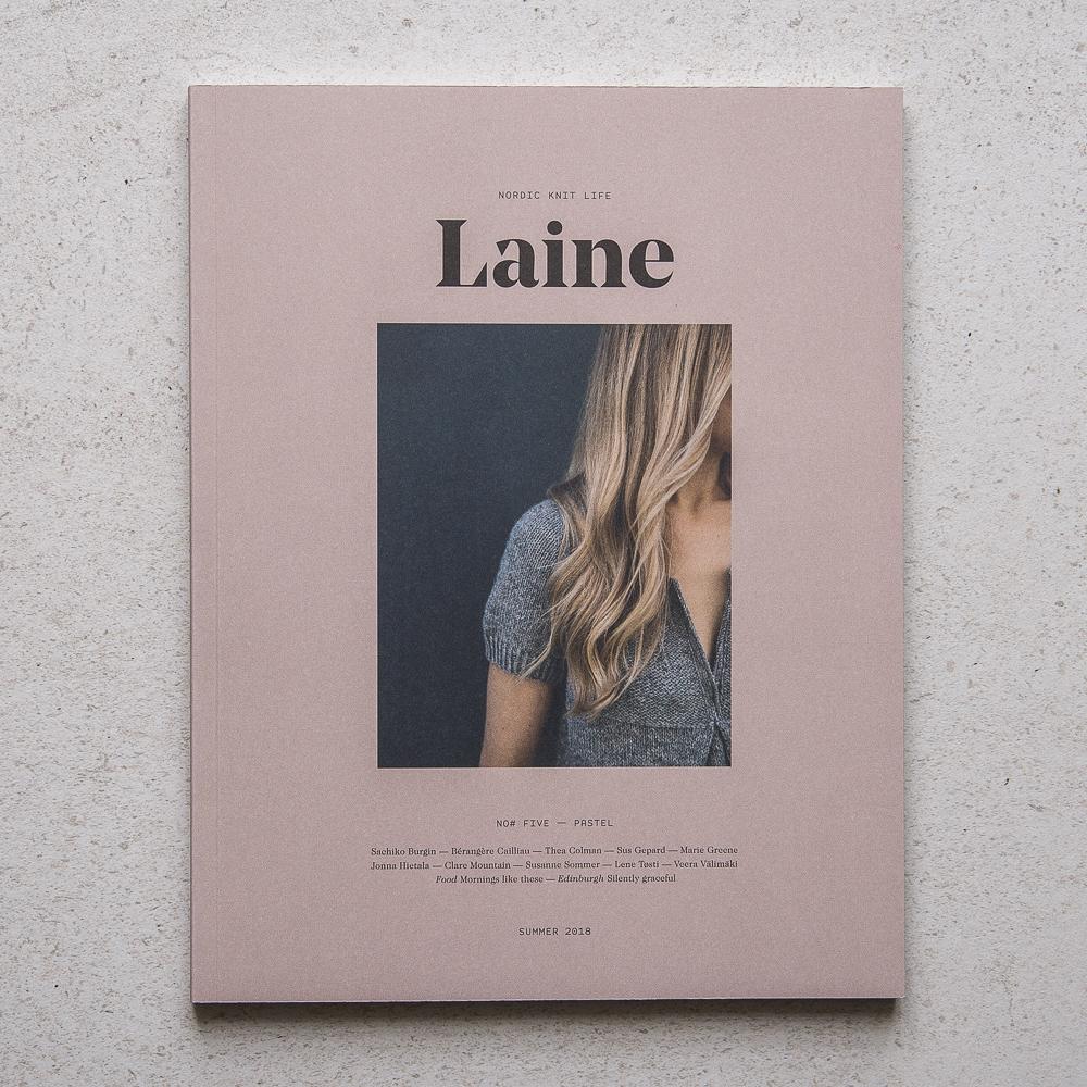 LAINE MAGAZINE ISSUE 5