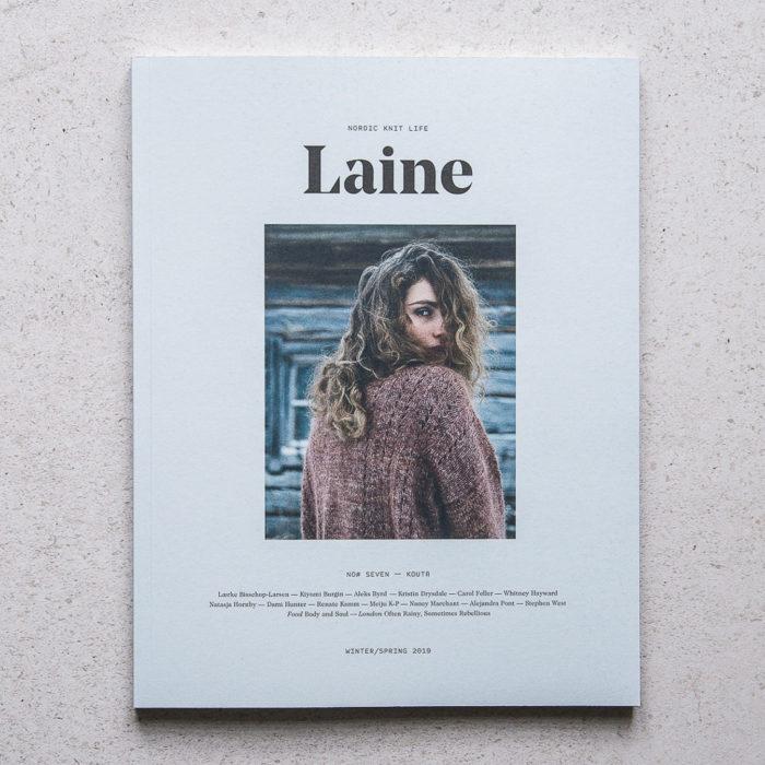 LAINE MAGAZINE ISSUE 7