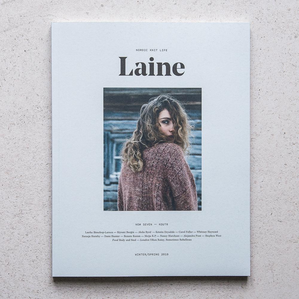 LAINE MAGAZINE n°7