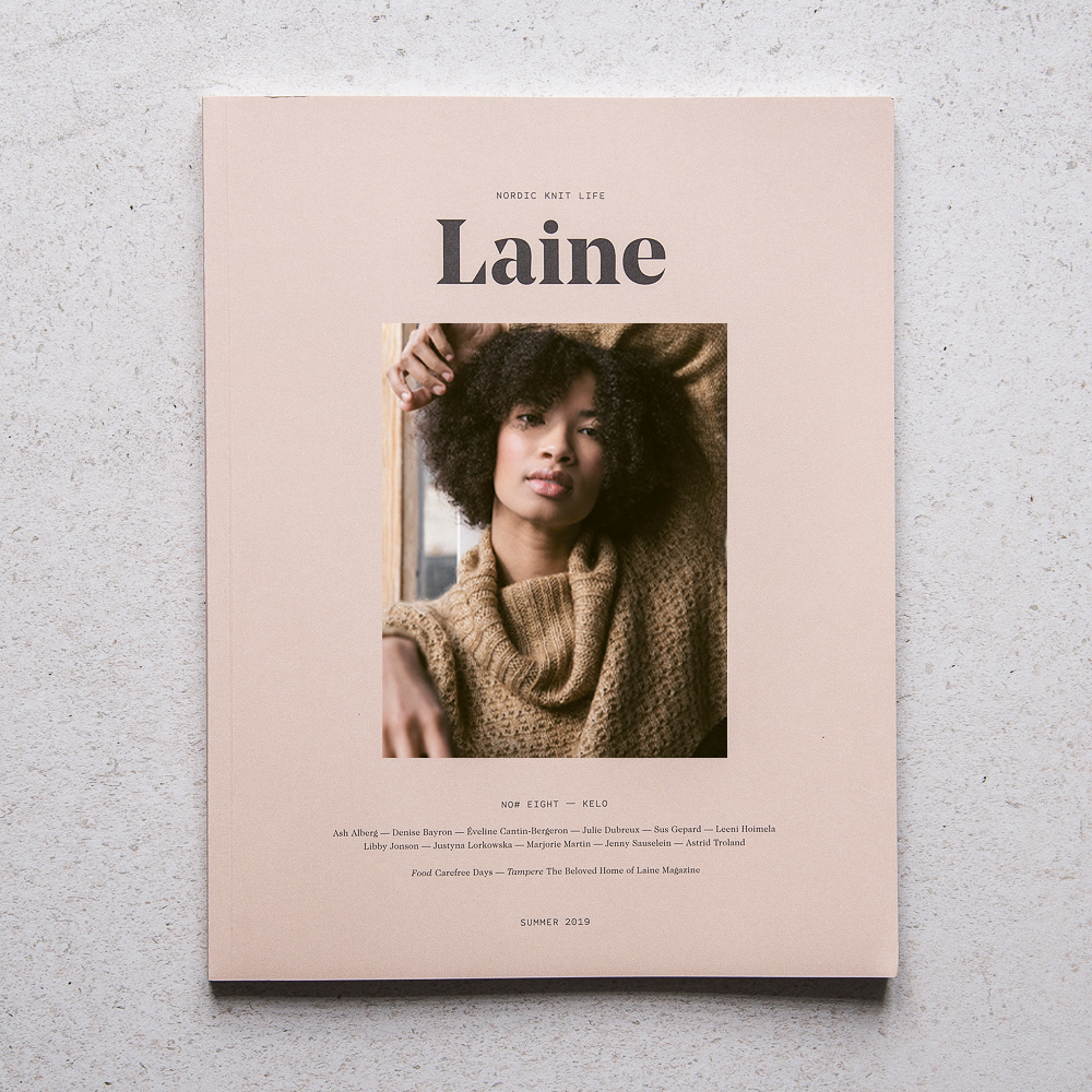 LAINE MAGAZINE ISSUE 8