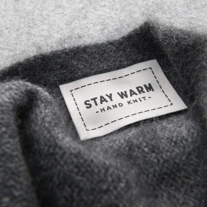 "ETIQUETTES ""STAY WARM"" - Twig and Horn"