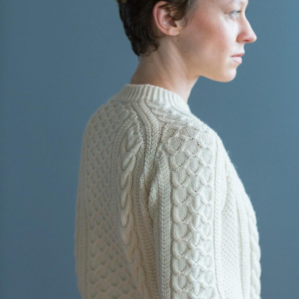 PULL SVENSON - Brooklyn Tweed