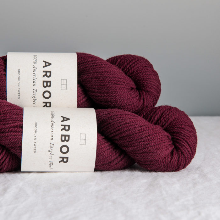 ARBOR - Brooklyn Tweed