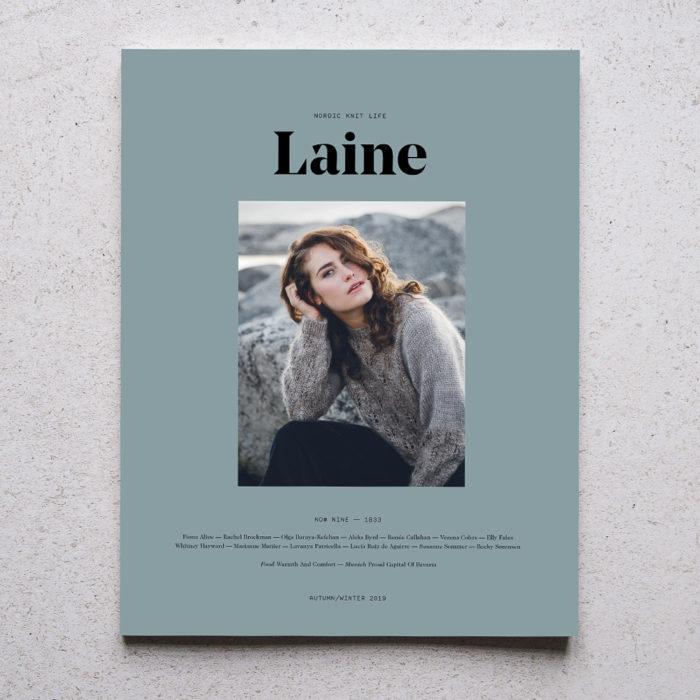 LAINE MAGAZINE n°9