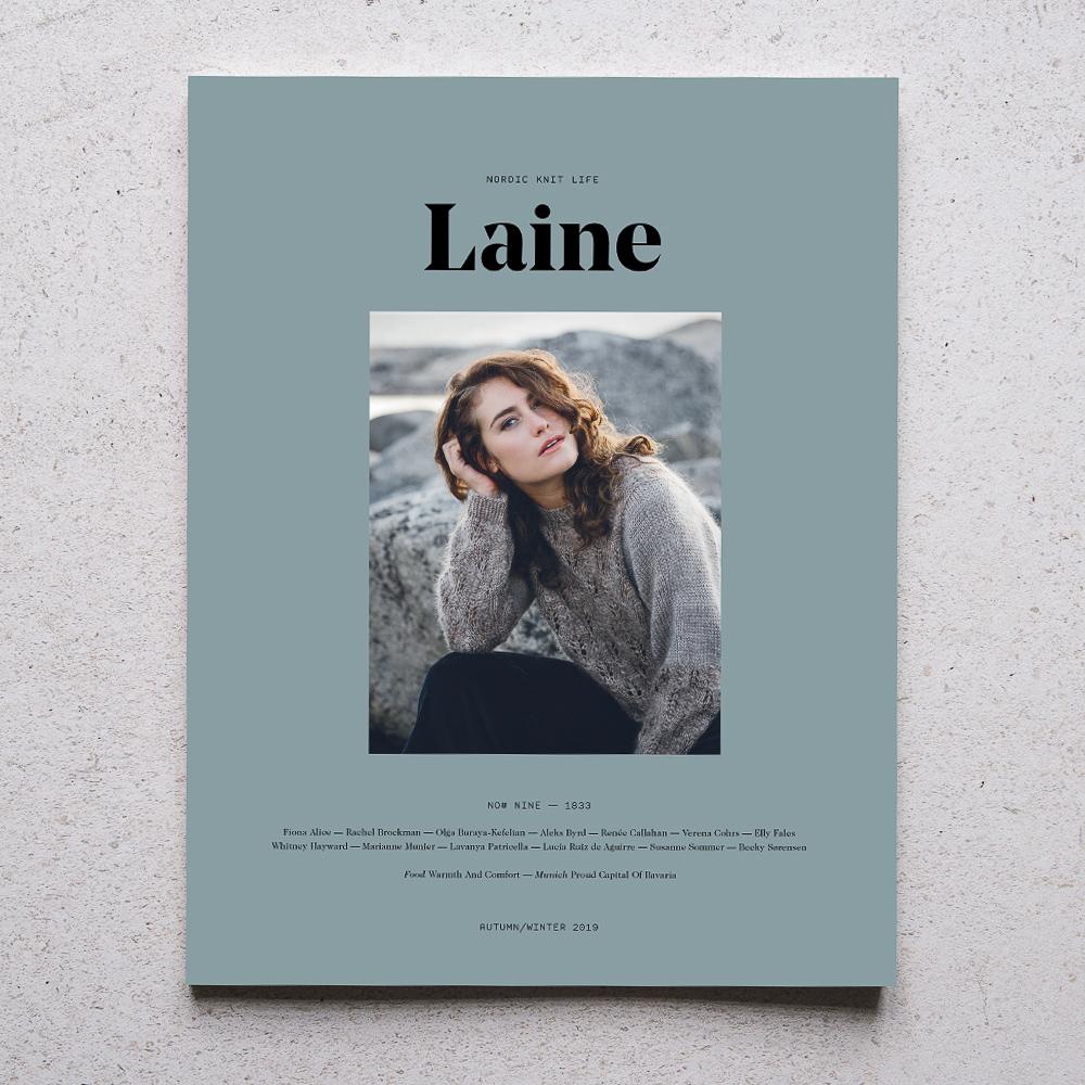 LAINE MAGAZINE ISSUE 9