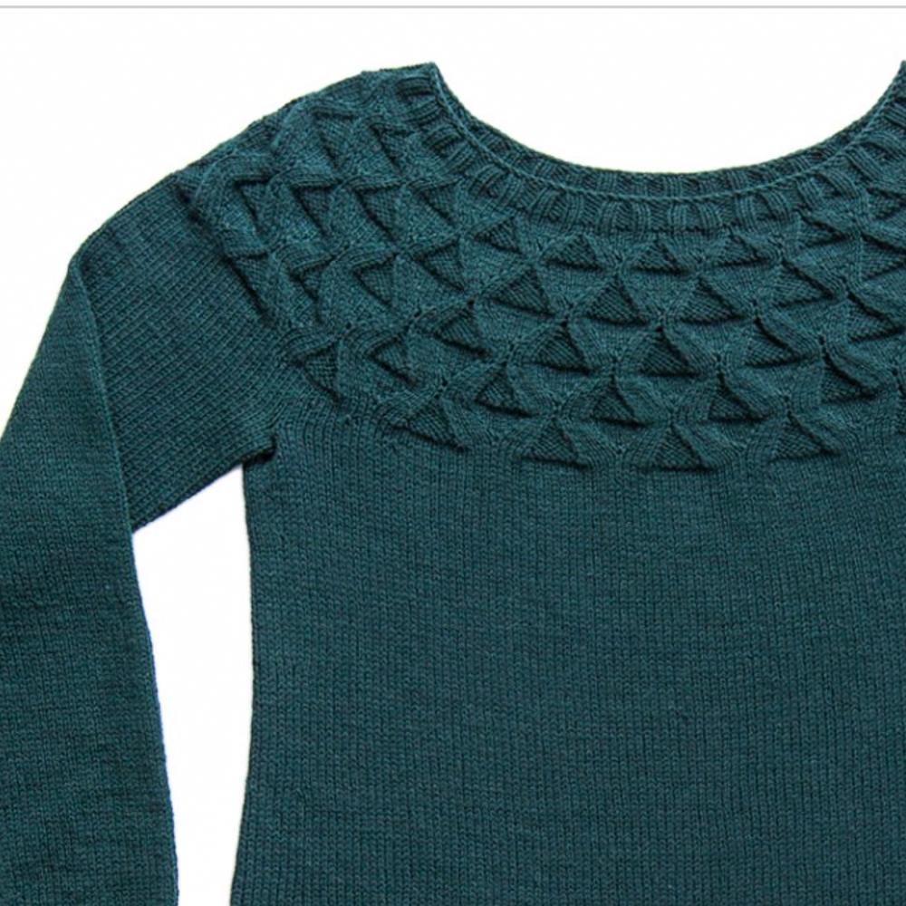 PULL KIRIGAMI - Brooklyn Tweed