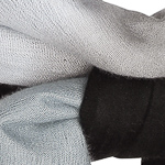 Gradient black to grey
