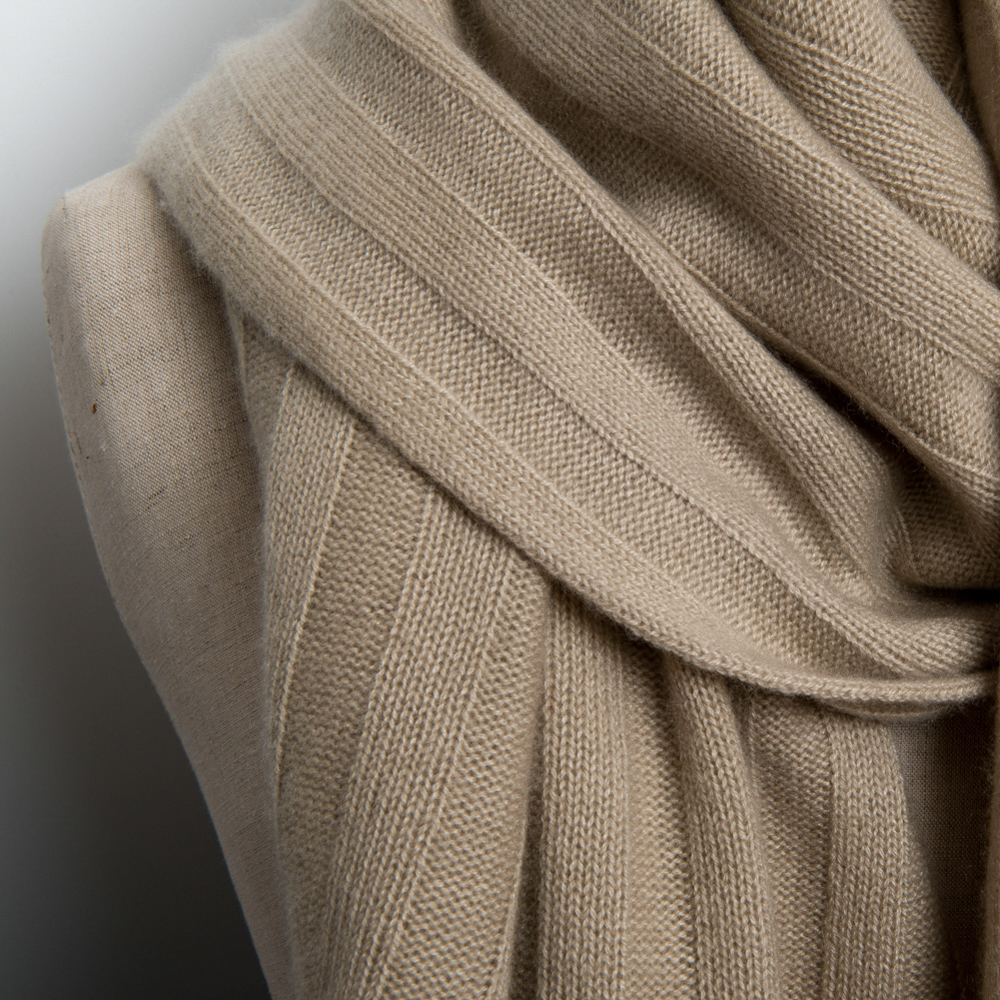 """HANNAH"" CASHMERE SCARF - Care By Me"