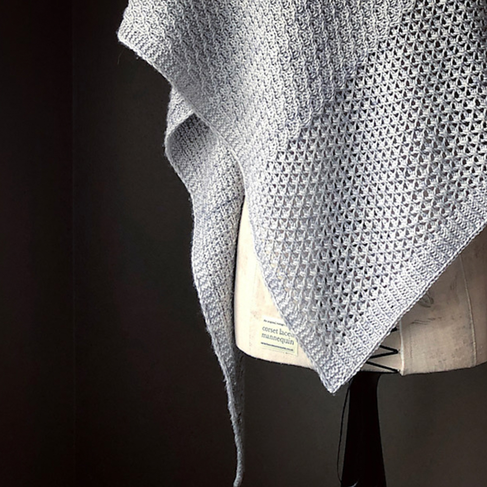 """""""ECLECTICITY"""" SHAWL KIT BY CHERYL FAUST"""