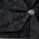 Mottled anthracite grey