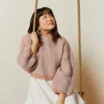 Modèle tricot pour le printemps