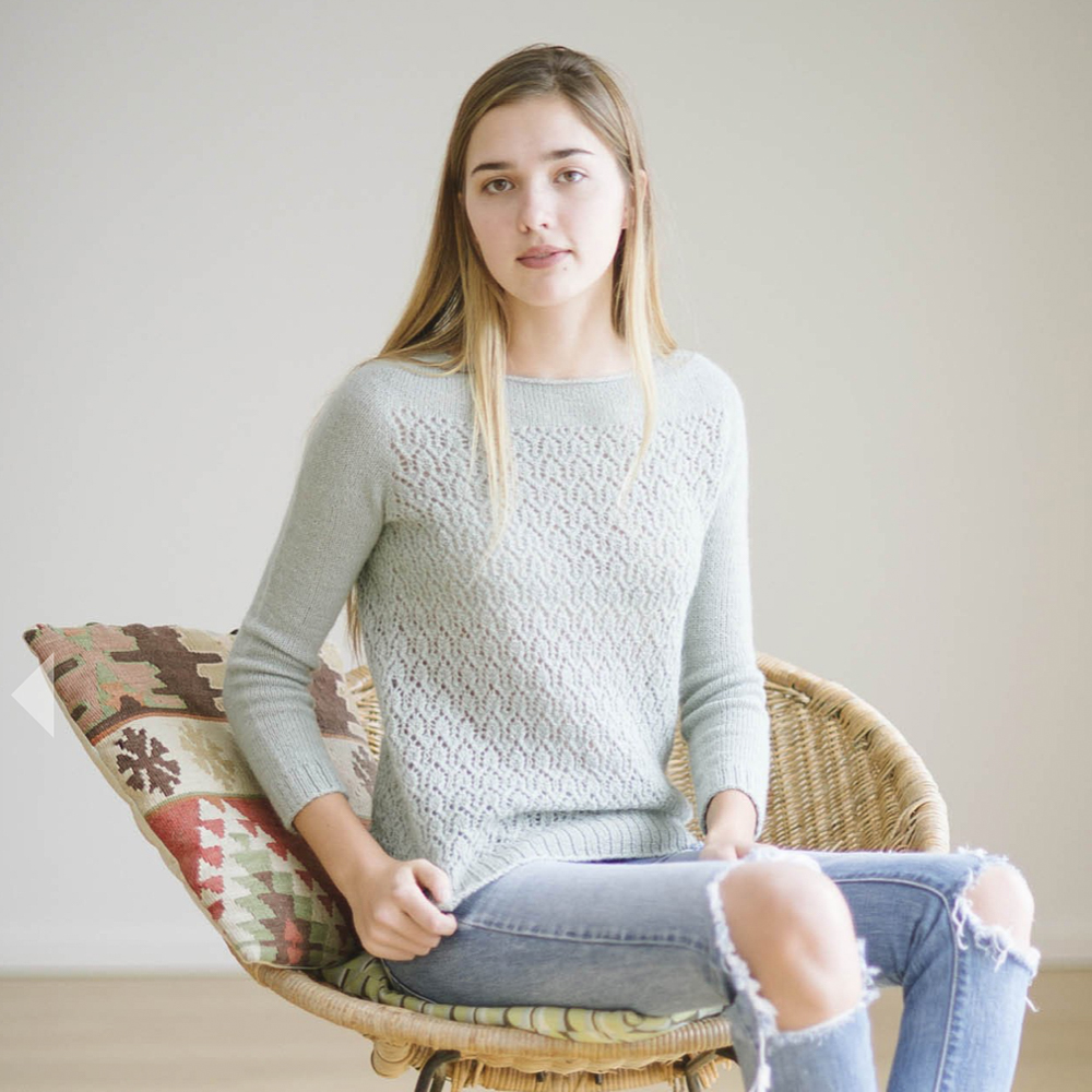 PULL APRIL - QUINCE & CO