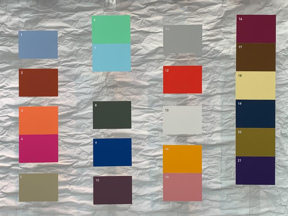 Printemps Tricot : Les couleurs tendances 2020