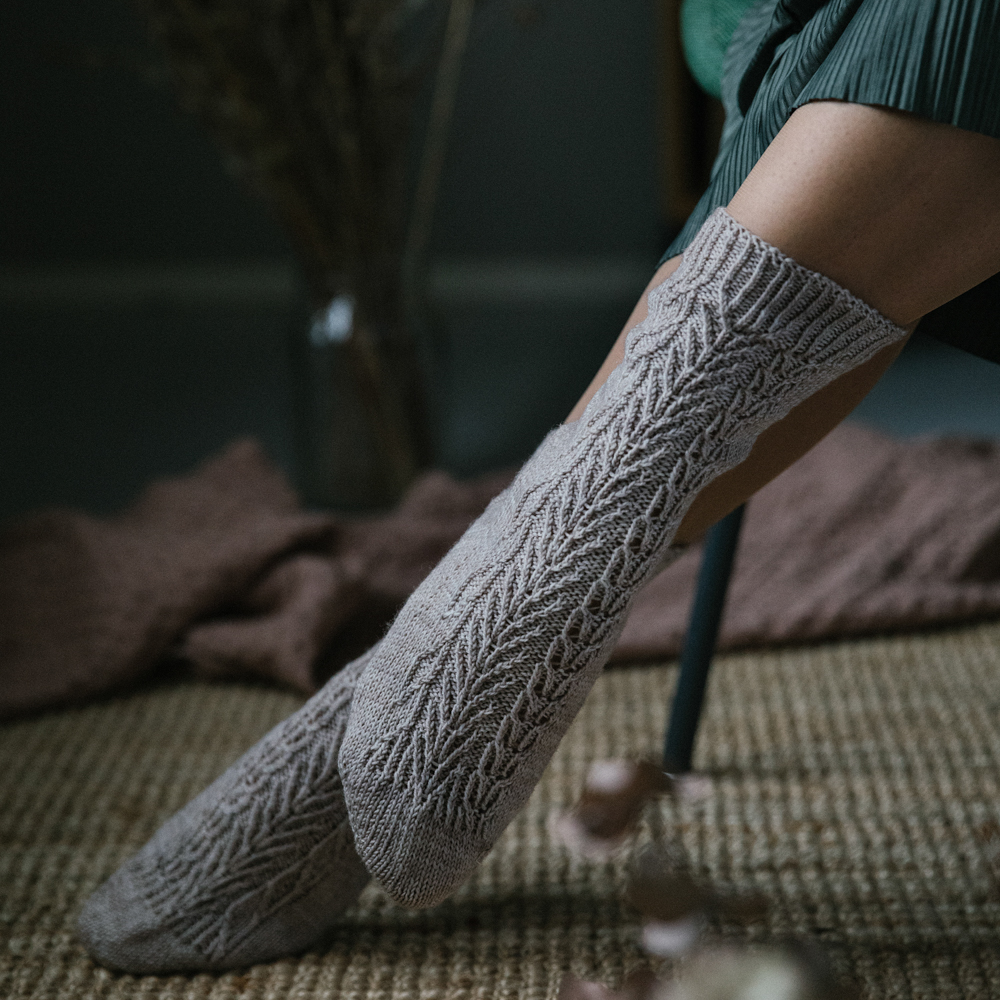 52 WEEKS OF SOCKS - LAINE MAGAZINE