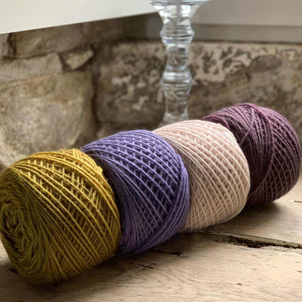 KIT DE LAINE POUR MOONWAKE - Woolissime Yarns