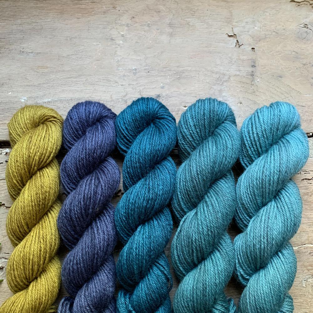 AURORE - 100% ORGANIC MERINO DK - Woolissime Yarns