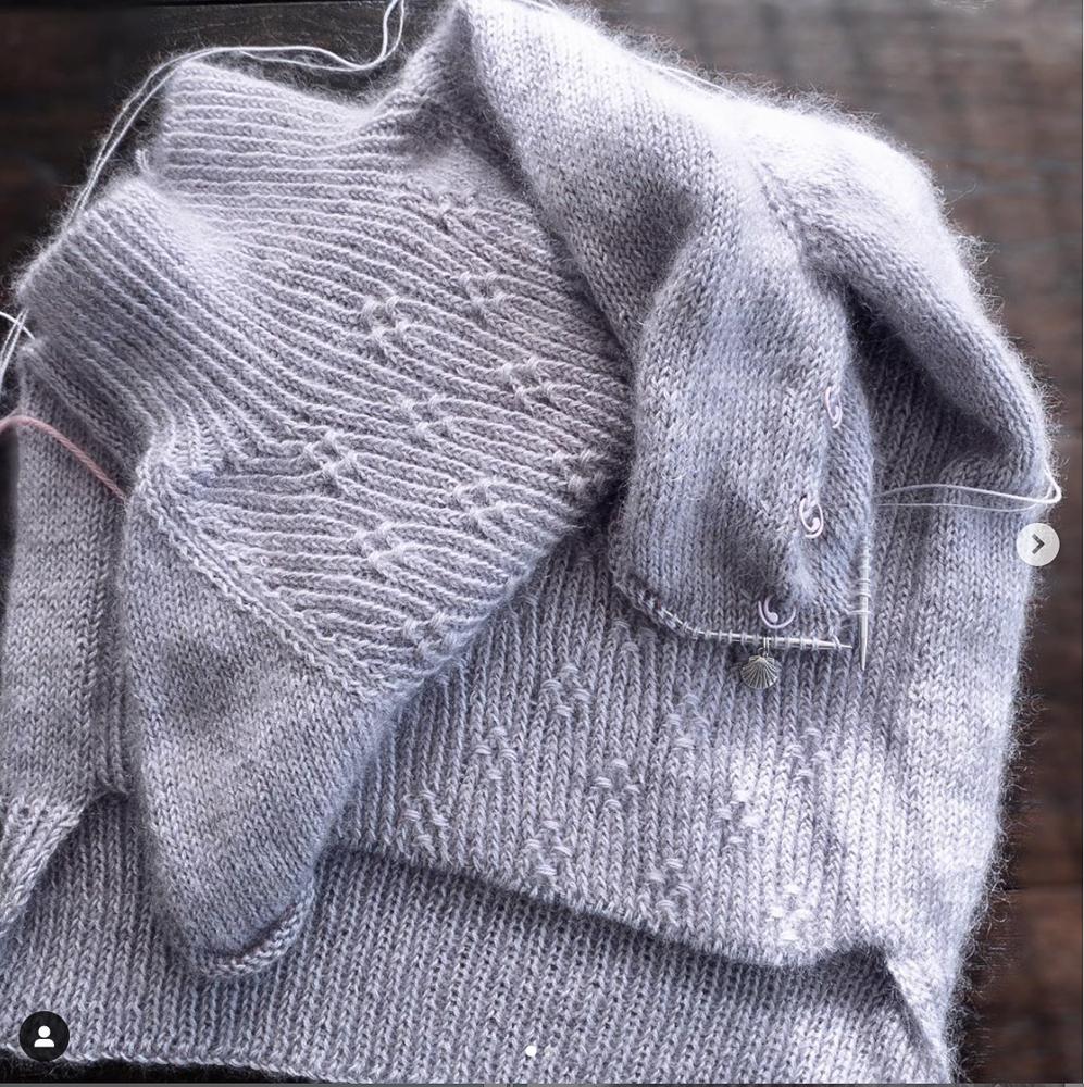 CARLA - MCS FINGERING HAND DYED YARN - Woolissime Yarns