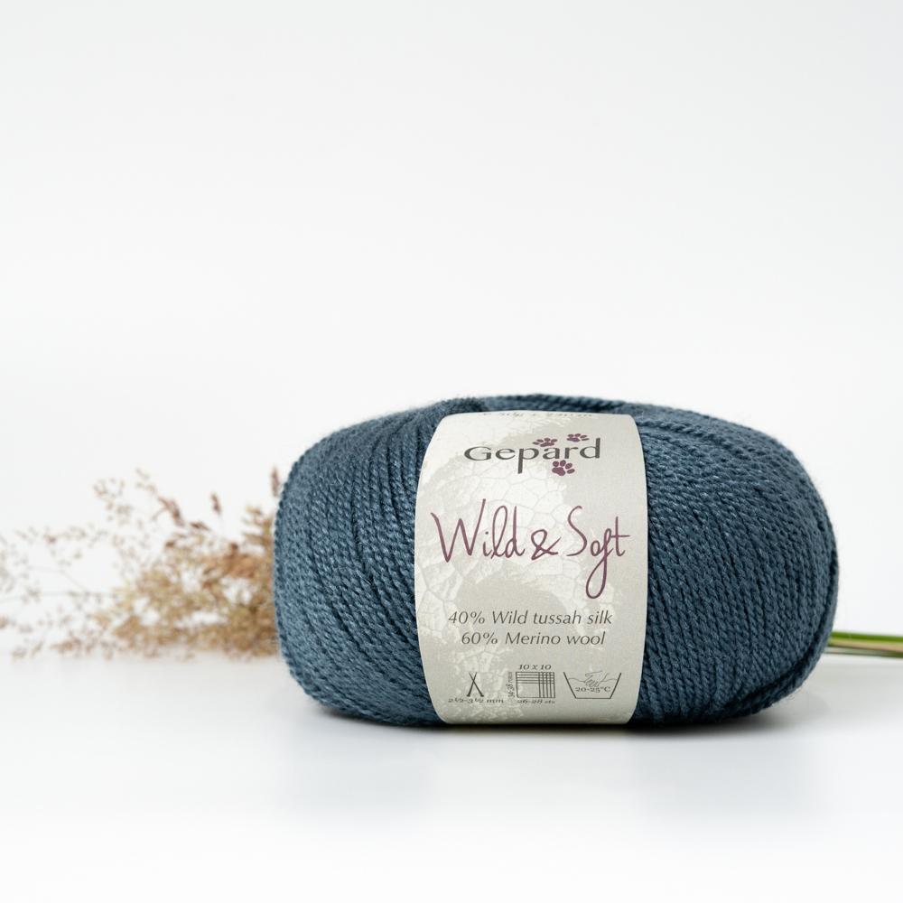 WILD & SOFT - Gepard Garn