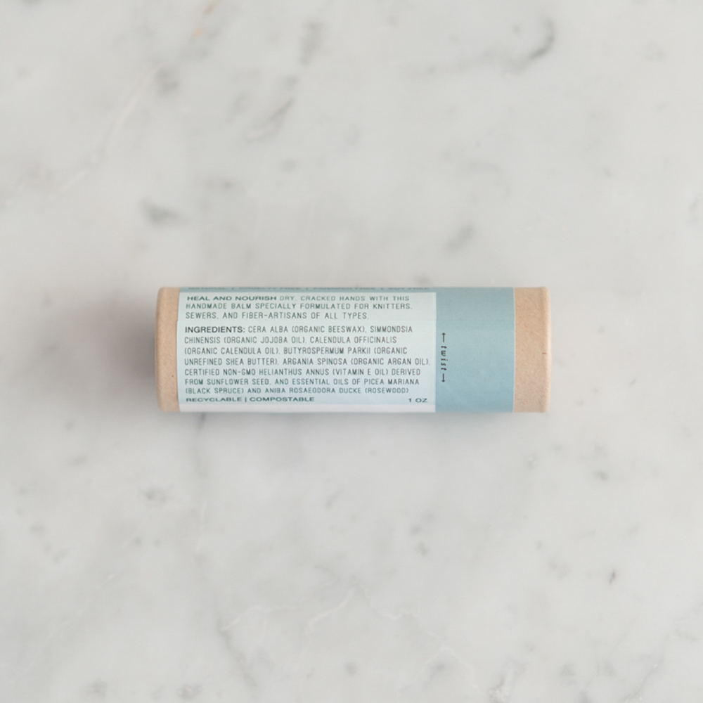 MAKER'S HAND BALM - Twig and Horn