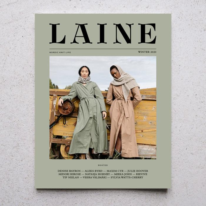 LAINE MAGAZINE N°10