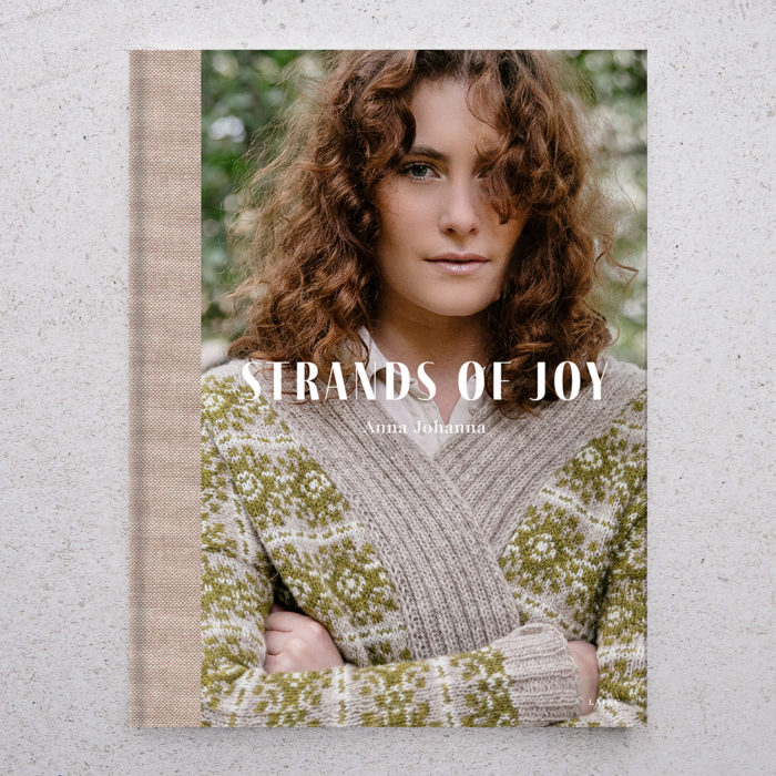 """Strands of Joy"" book - LAINE MAGAZINE"