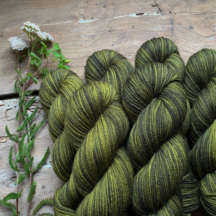 LUCCA - DK 100% Bluefaced Leicester - Woolissime Yarns