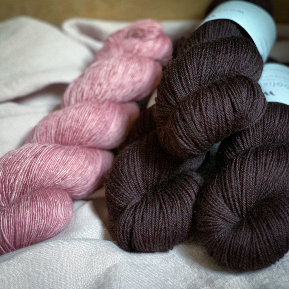 LUCCA - FIL DK 100% BLUEFACED LEICESTER - Woolissime Yarns