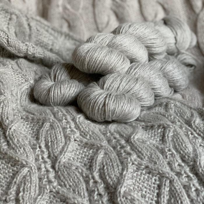 ROMY - FIL NATUREL BABY ALPAGA, SOIE ET CACHEMIRE - Woolissime Yarns