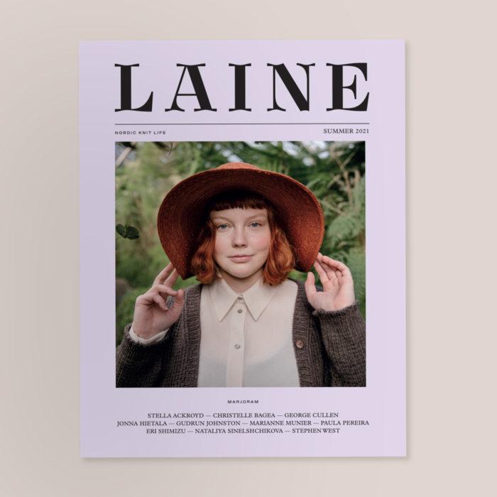 LAINE MAGAZINE N°11 - Pre-order