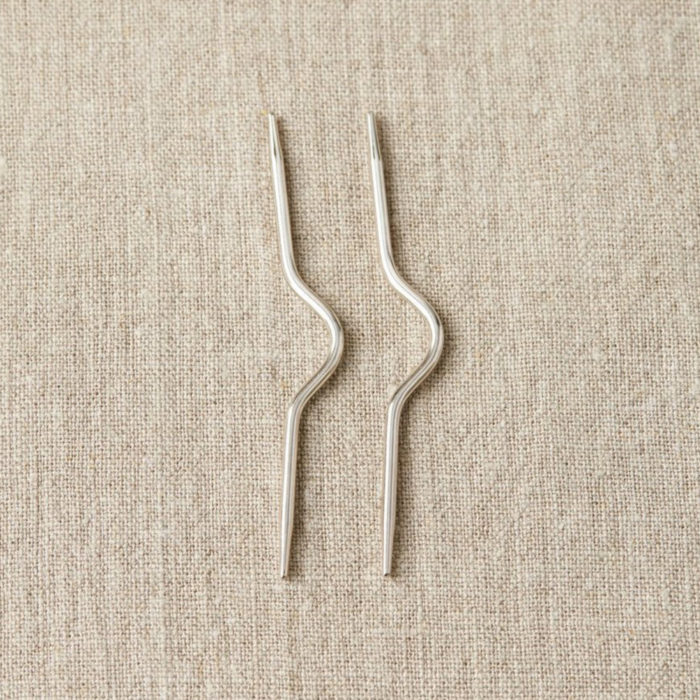CURVED CABLE NEEDLES - Cocoknits