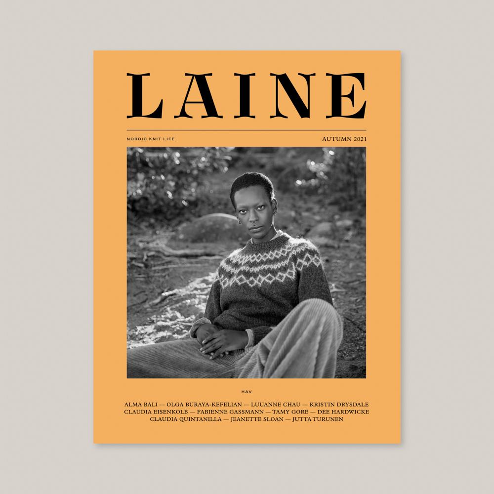 LAINE MAGAZINE N°12 - LAINE MAGAZINE