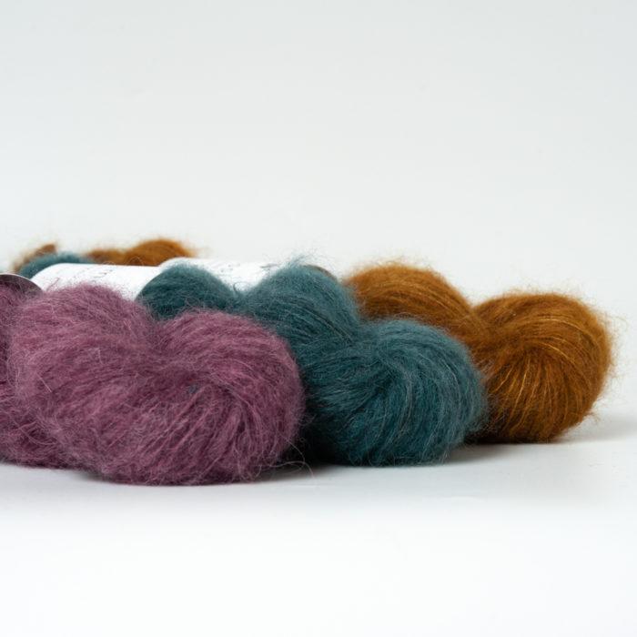 SURI - BABY SURI ALPAGA / SOIE DE MÛRIER - Woolissime Yarns